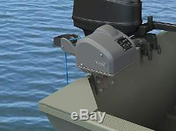 TRAC Angler T10208-G3 Electric Anchor Deck Winch 30Lb Autodeploy Boat 69004 Fish
