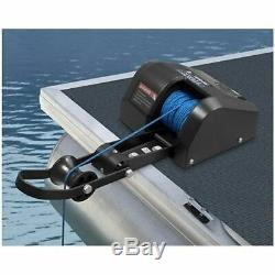 TRAC Pontoon T10109-G3 Electric 12V Anchor Deck Winch 35Lb Freshwater Boat 69003