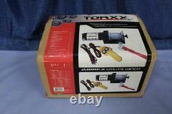 Torxx ProMaxx W80020 Utlity Winch 2000lb Truck Sideby Side 4 Wheeler Trailer