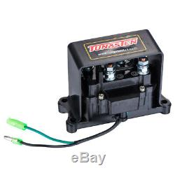 Tungsten 9500lbs electric winch 6.0hp Waterproof IP67 with wire rope for atv utv