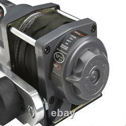 VIPER Max Widespool 5000lb Winch 1/4 x 40 STEEL Cable