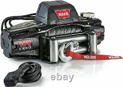 WARN 103252 VR EVO 10 Standard Duty Winch with Steel Cable 10,000 lb. Capacity