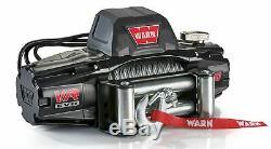 WARN 103252 VR EVO 10 Truck, Jeep, SUV Winch, 10,000 lb, Steel Rope