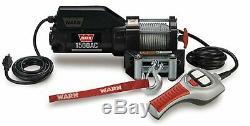 WARN 85330 1500AC 120V Electric Utility Winch 1500 lbs. Capacity