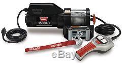 WARN 85330 1500AC 120V Electric Utility Winch 1,500 lbs. Capacity