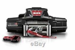 WARN 92820 ZEON 12 Platinum 12,000lb Truck/SUV Winch, LIFETIME WARRANTY