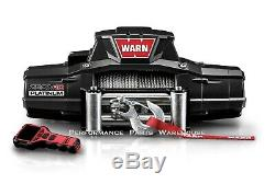 WARN ZEON 10 PLATINUM ULTIMATE PERFORMANCE WINCH STEEL CABLE, 10000 LB 10k