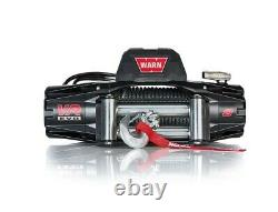 Warn 103250 VR EVO 8 Standard Duty 8,000LB Winch with 90 of Steel Rope Cable