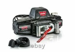 Warn 103254 VR EVO 12,000 lb Winch with Steel Rope for Truck, Jeep, SUV
