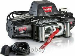 Warn 103254 VR EVO 12,000 lb Winch with Steel Rope for Truck, Jeep, SUV BRAND NEW