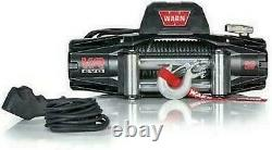 Warn 103254 VR EVO 12,000 lb Winch with Steel Rope for Truck, Jeep, SUV HOT