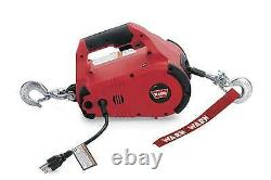 Warn For Industries 120V AC PullzAll 1000lb Capacity 885000
