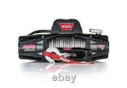 Warn VR EVO 10-S 10000lbs Synthetic Ropte Winch 103253