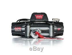 Warn Vr Evo 8 Standard Duty Winch Steel Cable, Roller Fairlead 8000 Lb