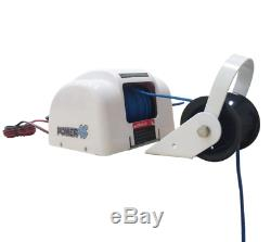 12v Électrique Autodepoly Ancre Treuil Pour 45 Lb Ancre Marine Saltwater Pontoon