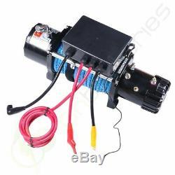 13000lb Remorquage Par Corde Synthétique Pour Treuil Électrique 85 'hors Route 12000lb Pour Hummer 12v