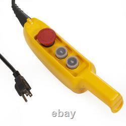 2000lb Lifting Électrique Hoist Télécommande Électrique Treuil Élévateur De Grue