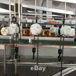 220 V Winch Atelier Électrique Garage Gantry Hoist Ascenseur 0.5t / 1t 1100lbs / 2200lbs