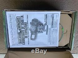 3500 Lb Atv / Utilitaire Treuil Électrique Nib Badland Badlands Recovery Nouveau