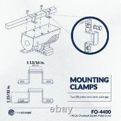 440lb Palan Électrique Ponts Roulants Avec Télécommande Sans Fil Fo-4400-1