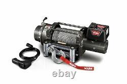 47801 Avertir M15 12v 15,000 Lbs Heavyweight Series Self-recovery Electric Winch