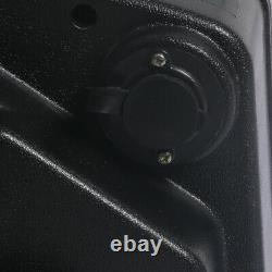 6500 Lbs / 3000kgs Electric Boat Trailer Winch 12v Portable Détachable 10m