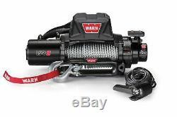 96800 Warn Vr8 8000 Lb Treuil Électrique À Récupération Automatique Avec 94ft De Câble
