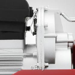 Ascenseur Électrique De Grue De Grue De Treuil De Grue 2000lb Avec La Double Accroche De Contrôle À Distance De Sécurité