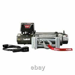 Avertir 28500 9000 Livres Xd9000, Premuim Auto-récupération Winch Électrique Avec Câble Métallique