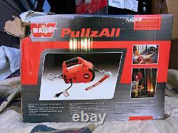 Avertir 885000 Pullzall 1000 Lbs. Treuil Électrique Portable