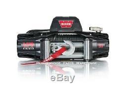 Avertir Vr Evo 10 Standard Duty Winch Câble D'acier, Rouleau Chaumard 10000 Lb
