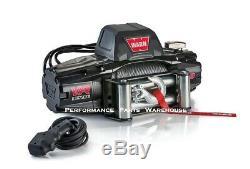 Avertir Vr Evo 8 Standard Duty Treuil Câble D'acier, Rouleaux 8000 Lb
