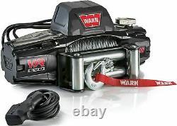 Avertissez 103252 Vr Evo 10 Treuil Standard Avec Câble En Acier 10 000 Lb. Capacité