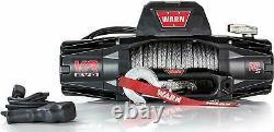 Avertissez 103253 Vr Evo 10-s Winch De Droits Standard Avec Corde Synthétique 10 000 Lb