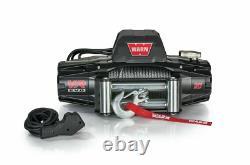 Avertissez Vr Evo 10 Haute Performance Électrique Winch 10000lbs Universal Fitment 103252