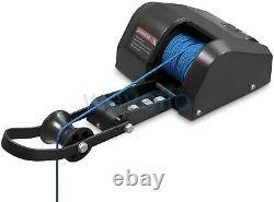 Bateau 35lbs Anchor Électrique Treuil Marine Saltwater Kit De Télécommande Sans Fil