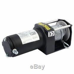 Classique 2500 Lbs 12v Électrique De Récupération Treuil
