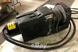 Dayton 3vj63 Treuil Électrique 1/2 Ch, 1000 Lb Capacité. Loc 107c Erc8079 / Jm