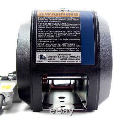 Dutton-lainson Sa5000ac Treuil Électrique Alimenté En Courant Alternatif 120 Volts 1200 Lb