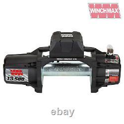 Électric Winch 12v 13500lb Sl Spec Militaire Winchmax Recouvery/4x4 Bare