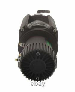 Hulk 4x4 Hu9500s Electric Winch 4300kg 9500lbs Steel Cable Wireless Remote Ip67