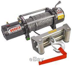 Jegs Performance Products 92605 Treuil Électrique De 8 000 Lb Pour Camion Ou Remorque