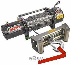 Jegs Performance Products 92610 9500 Lb Treuil Électrique Pour Camion Ou Remorque