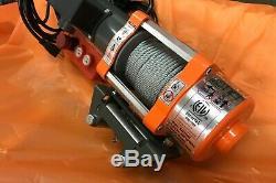 Keeper Kac1500 110 / 120v Ac Treuil Électrique Avec Hand Held 1500 Lbs À Distance