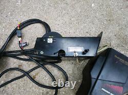 Minn Kota Guindeau Électrique Bateau De 35 Livres Dh 35 Câbles À Distance 18' Nos Testés