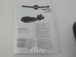 Minnkota 1810140 Matelot 40 Électrique Guindeau, 40 Lbs. Capacité