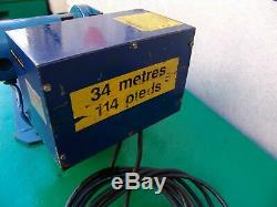 Modèle My-te 100a De 1000/2000 Lbs Treuil Électrique 120 Volts Hoist Works Beaux