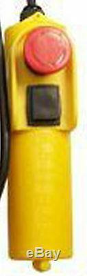 Nouveau Palan Électrique Approuvé Ul Par 440lbs USA Avec Bouton D'urgence
