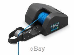 Nouveau Trac Ancreur Électrique Fisherman, Capacité De 25 Lb, Eau Douce