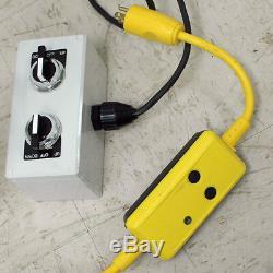 Novellus 02-350345 Treuil Électrique À Câble D'acier Pour Palan Électrique Baldor - Cap 100lbs. Tiques